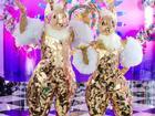 Новое изображение Организация праздников Зеркальные золотые Зайчики на встречу гостей 70805440 в Краснодаре
