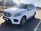 Mercedes-Benz GLE-класс 3.0AT, 2018, битый, 6100км