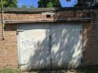 Продам кирпичный, капитальный гараж на пред домовой территор