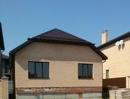 Продам новый дом 95/40/25 м2 (участок 4 сот), р-он Немецкой Деревни В г. Краснод