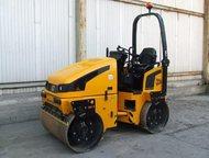 Каток JCB VMT 260-120 Вес 3 тонны, ширина 120 см,   Цена от 1000 руб. , любая фо