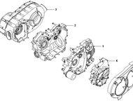 Запчасти на двигатель cfmoto x6 Наша компания «Мотолидер» специализируется на пр
