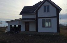 Продается дом 130 кв, м, на участке 10 сот в пгт, Афипский