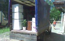 перевозка грузов по городу и краю