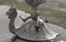 Черепаха из м/ф Львенок и черепаха