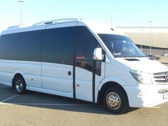 Новое изображение Авто на заказ Микроавтобус на заказ Мерседес Спринтер 20 мест 32274043 в Краснодаре