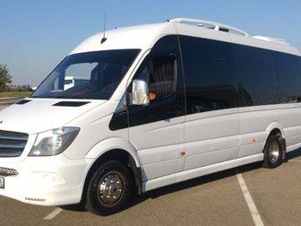 Увидеть foto Авто на заказ Микроавтобус на заказ Мерседес Спринтер 20 мест 32274043 в Краснодаре