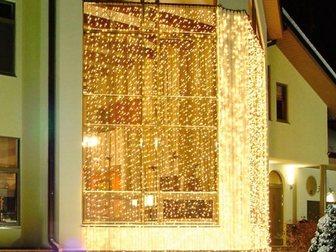 Новое фотографию  Иллюминация улиц и зданий 32322844 в Краснодаре