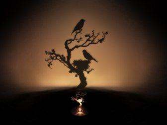 Уникальное фотографию Другие предметы интерьера Проекционный светильник Гнездо 32324259 в Краснодаре