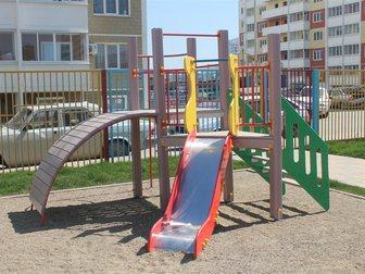 Свежее foto Детские игрушки Детские игровые и спортивные комплексы, качели,горки,карусели,песочницы,беседки,домики ,скамейки и 32386585 в Краснодаре