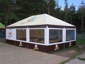 Свежее изображение Другие строительные услуги Торговые палатки 32457667 в Краснодаре