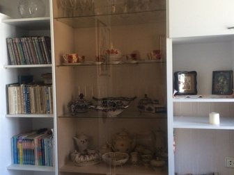 Скачать бесплатно изображение Мебель для дачи и сада Стенка белая с угловым шифоньером в отличном состотянии 32758307 в Краснодаре