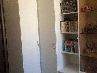 Скачать foto Мебель для дачи и сада Стенка белая с угловым шифоньером в отличном состотянии 32758307 в Краснодаре