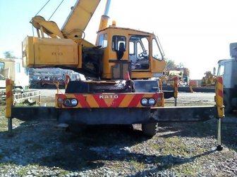 Свежее изображение Спецтехника Автокран като 25 тонн 33026302 в Краснодаре