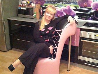 Смотреть изображение Мягкая мебель кресло-туфелька 33664559 в Краснодаре