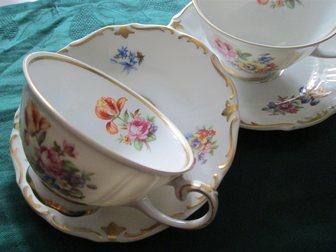 Смотреть изображение Антиквариат, предметы искусства 2 чайные пары от Royal Fine China, Япония, 33989405 в Краснодаре