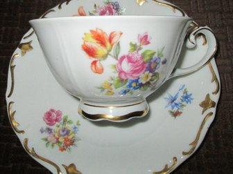 Уникальное фото Антиквариат, предметы искусства 2 чайные пары от Royal Fine China, Япония, 33989405 в Краснодаре