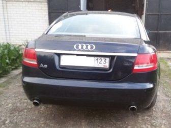 Фото Audi A6 Краснодар смотреть