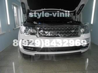 Увидеть изображение Тюнинг Защита кузова автомобиля антигравийной плёнкой от сколов и царапин, нанесение винила на автомобиль 35520520 в Краснодаре