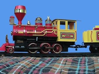 Увидеть foto Детские игрушки Игрушечный цирковой музыкальный поезд 38819777 в Краснодаре