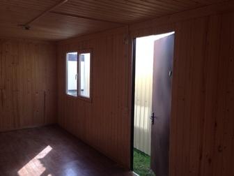 Увидеть изображение  Дачные металлические домики , бытовки утепленные 69684631 в Краснодаре