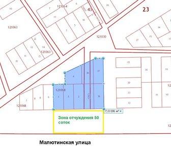 Фотография в   Пос. Индустриальный.   Угловой фасадный земельный в Краснодаре 12000000