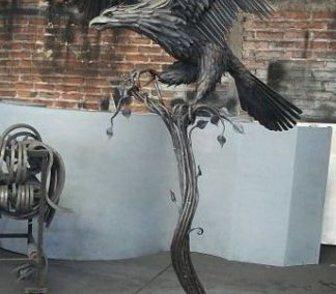 Фотография в   Креативная скульптура из металлаОрел на в Краснодаре 0