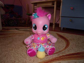 Увидеть foto Детские игрушки малютку пони Пинки Пай 32783773 в Красногорске