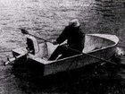 Изображение в Отдых, путешествия, туризм Товары для туризма и отдыха Продам двухместную разборную лодку Малютка-2; в Красноярске 15000