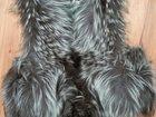 Foto в Одежда и обувь, аксессуары Женская одежда Продается отличный меховой жилет из чернобурки в Красноярске 5000