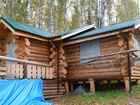 Скачать бесплатно фотографию Строительство домов Бревенчатый рубленый сруб дома, бани  34133551 в Красноярске