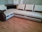 Фото в Мебель и интерьер Мягкая мебель продам диван, б/у, комбинированный, угловой, в Красноярске 38000