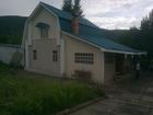 Уникальное изображение  Продам срочно меблированную дачу в пос, Манский 35006982 в Красноярске