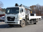 Свежее фото Грузовые автомобили Hyundai HD170 с манипулятором HIAB160 35014158 в Красноярске