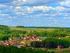 Изображение в   Продам земельный участок 11 соток, вокруг в Красноярске 262000