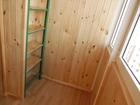 Увидеть foto  отделка балкона 35906926 в Красноярске