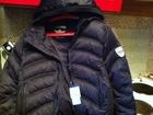 Увидеть фотографию Женская одежда продам новый фирменный пуховик SPrandi с капюшоном 46-50 размера 37502351 в Красноярске