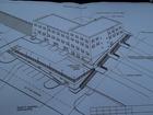 Фото в Недвижимость Коммерческая недвижимость Продам недостроенное нежилое здание ул. 5 в Красноярске 14000000