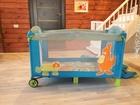 Скачать бесплатно фотографию Детская мебель Продам детскую кроватку манеж 38326252 в Красноярске