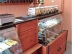 Скачать фотографию  Барная стойка, из дерева (Сосна), со встроенными холодильниками, для магазина разливного пива 38417005 в Красноярске