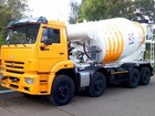 Фотография в Авто Спецтехника Транспортировка цементных растворов и бетона в Красноярске 900