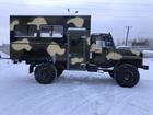 Смотреть фотографию Грузовые автомобили Вахтовка ГАЗ зханиженный вход прямоугольная 15 мест 38899525 в Красноярске