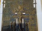 Просмотреть фотографию Антиквариат продам икону большое патриаршее распятие 54951431 в Красноярске