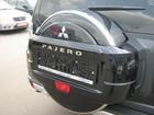 Увидеть foto Автозапчасти Mitsubishi MMC Pajero IV с 2006- накладка бокса запасного колеса (верхняя часть) 56654348 в Красноярске