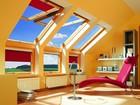 Скачать бесплатно фотографию  Мансардные окна, балконы, чердачные лестницы 59233598 в Красноярске