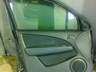 Новое фото  Mitsubishi Airtrek 2001-2005 4G64 CU4W дверь левая передняя в сборе черная 61143102 в Красноярске