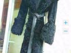 Скачать фотографию Женская обувь Натуральная дублёнка черный каракуль 68131824 в Красноярске