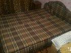 Кровать-софа двухспальная 186x150