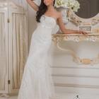 Свадебное платье 40-44 размера