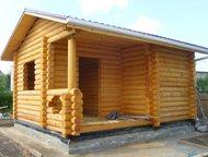 Строительство коттеджей, загородных домов, бань Если Вы планируете строить небол